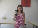 Siegerehrung :: Carolin Diener, 2. Platz U14w